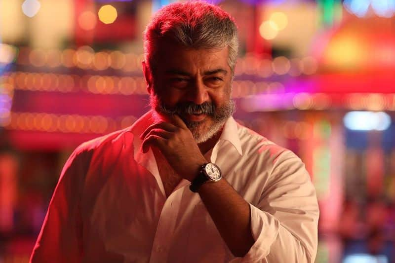 ajiths wonderful snaps from the film viswasam