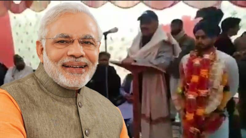 National Conference leader controversial remark on Prime Minister Modi