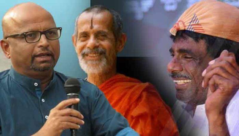 dinesh-amin-mattu-Statement on pejawar-shri  Kota Srinivas Poojary Reaction