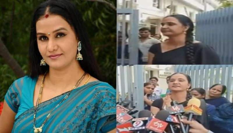 actor apoorva comments on mla chinthamaneni followers