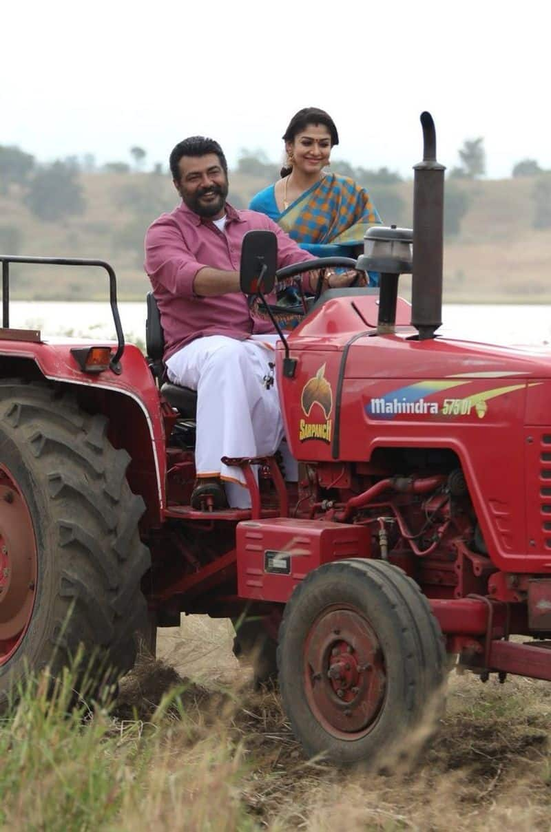 Viswasam will be satisfied all area
