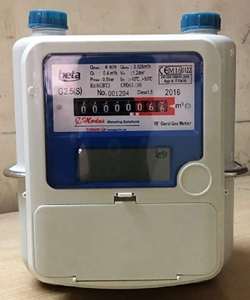 Power ministry compulsory use of smart prepaid meters from April 2019