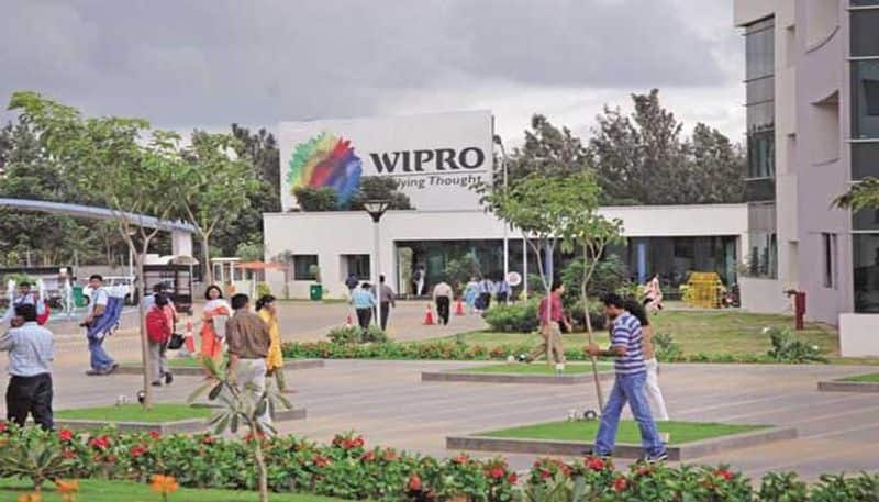 Christmas gift for Wipro employees! Junior staff to get one-time retention bonus