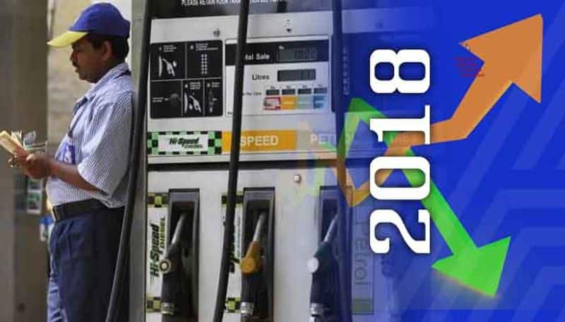 Goodbye 2018 Fuel Prices Which Grabbed The Attention Throughout the year