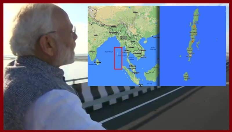 After Ladakh Andamans Could Be Next Big Flashpoint Between India & China BSS