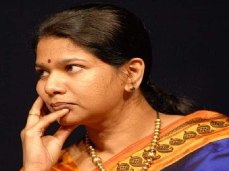 kanimozhi and trichy siva issue