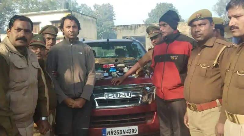 Golfer Jyoti Randhawa arrested on poaching charges in Uttar Pradesh