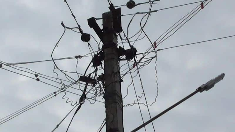 power supply will be suspended tomorrow