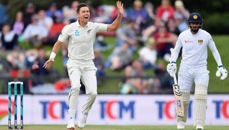 trent boult amazing bowling against sri lanka in second test