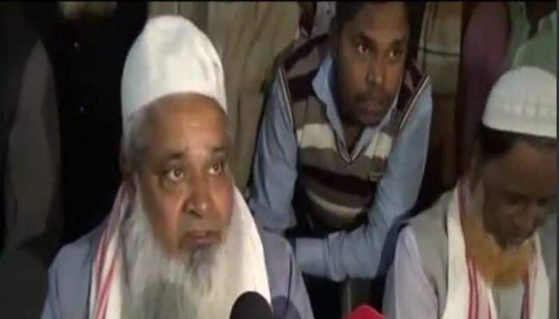 aiudf chief badruddin ajmal journalist abusive language question lok sabha elections