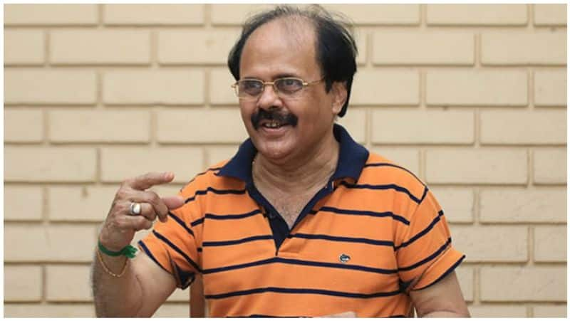 cracy mohan mours for cheenu actor