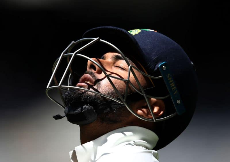 rishabh pant should play well in first test against west indies and first day match update