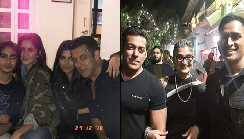Salman Khan turned 53 Pictures  videos