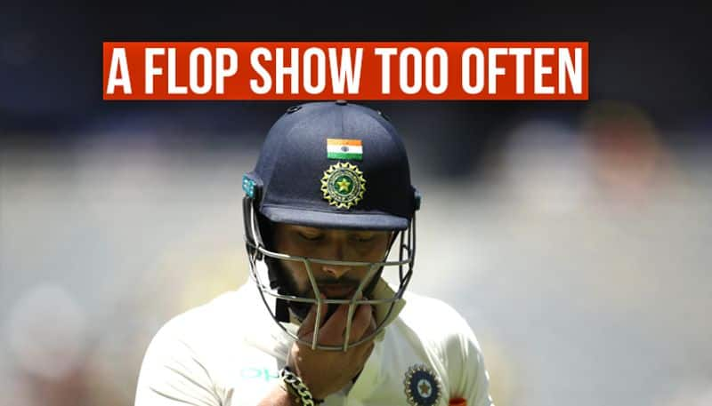 Rishabh Pant throwing his wicket away often  be disaster for career