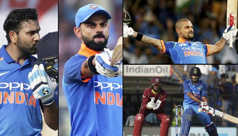 Year in review 2018 Top 10 ODI knocks by Indians Kohli Rohit Rayudu