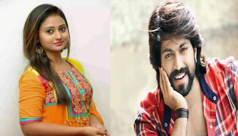 Actress Amulya booked 25 KGF tickets for friends and family