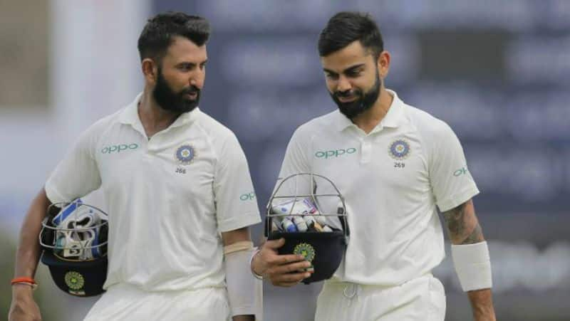 India vs Australia Virat Kohli praises Cheteshwar Pujara team obsessed win overseas