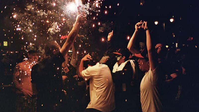 New year festivel