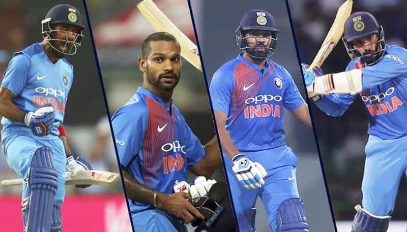 Year review 2018 India top 10 T20I knocks Dinesh Karthik Rohit Sharma Shikhar Dhawan