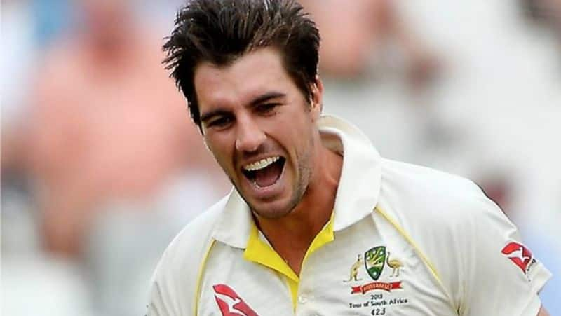 cummins playing well against india in second innings of melbourne test
