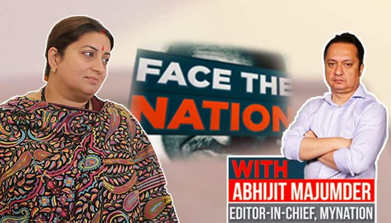 smriti irani interview losses others victory rahul gandhi disservice tutors grassroot workers