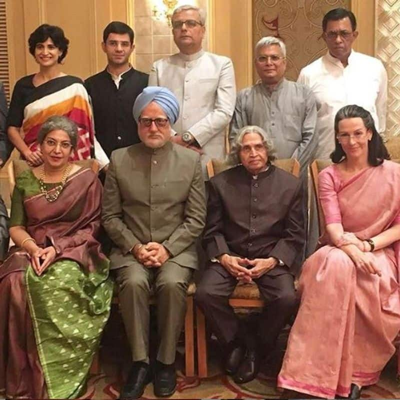 THE ACCIDENTAL PRIME MINISTER CHARACTERS PLAYED BY THESE ACTORS