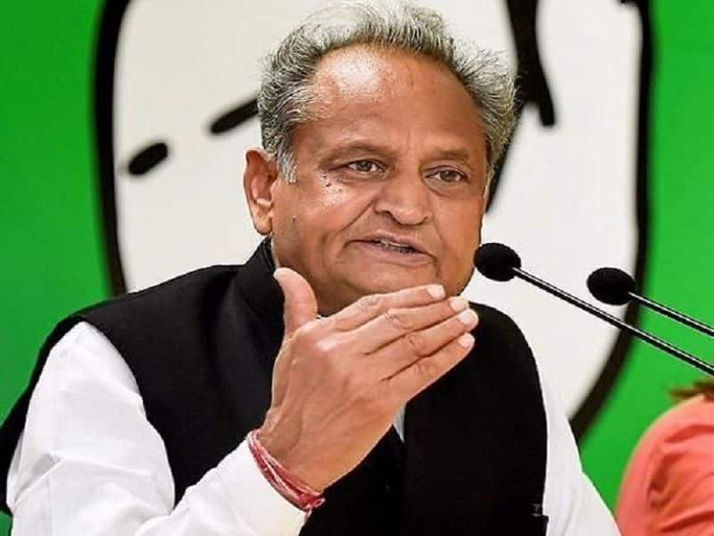 Gehhlot government first cabinet meeting today, Raje project will sideline