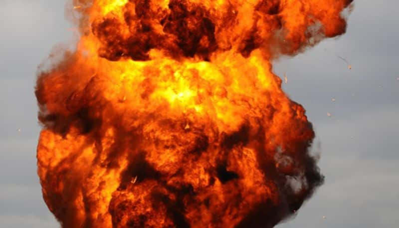 50 killed in China factory explosion