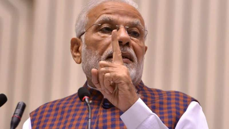 PM Modi Congress lied nation Christian Michel lobbying Rafale rival