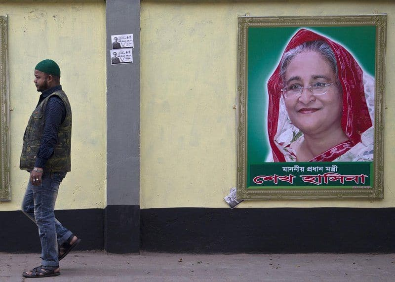 Bangladesh elections: Voting underway as Sheikh Hasina Seeks Fourth Term As Prime Minister