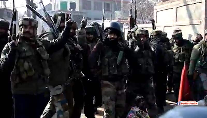 Two Terrorists, Including 'IED Expert' Killed In Jammu And Kashmir Encounter