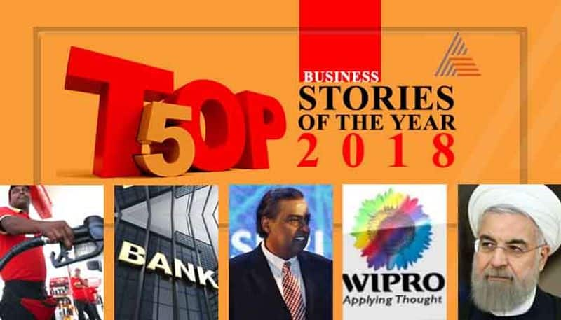 Goodbye 2018 Top Clicked Stories in Business Section