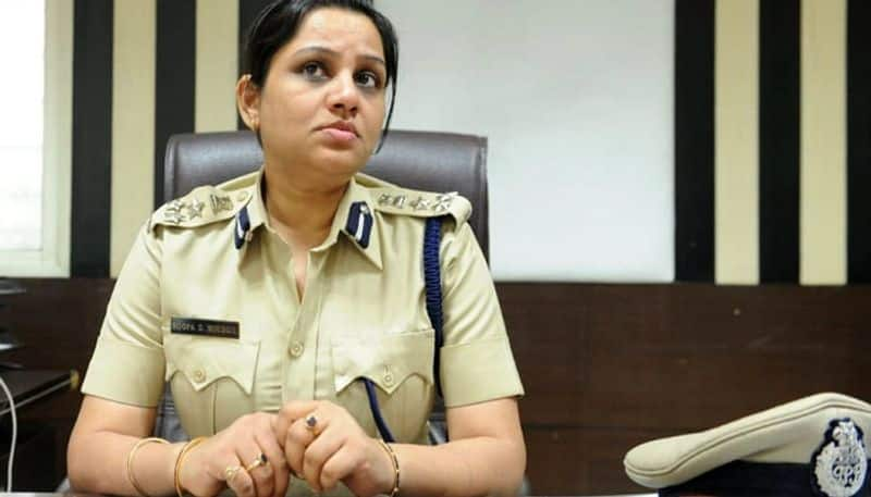 Fake Instagram profile in Karnataka IGP Roopa's name to scam people; case filed