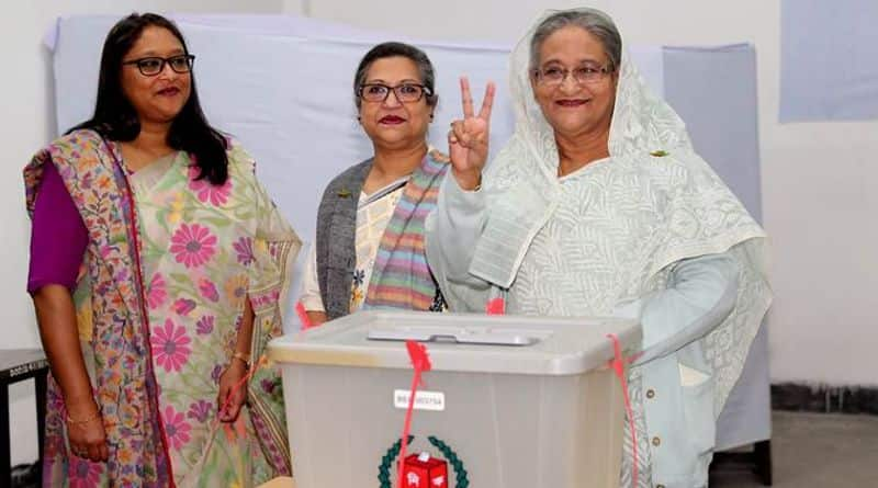 Bangladesh General Election 2018: Five killed in clashes, Sheikh Hasina confident of victory
