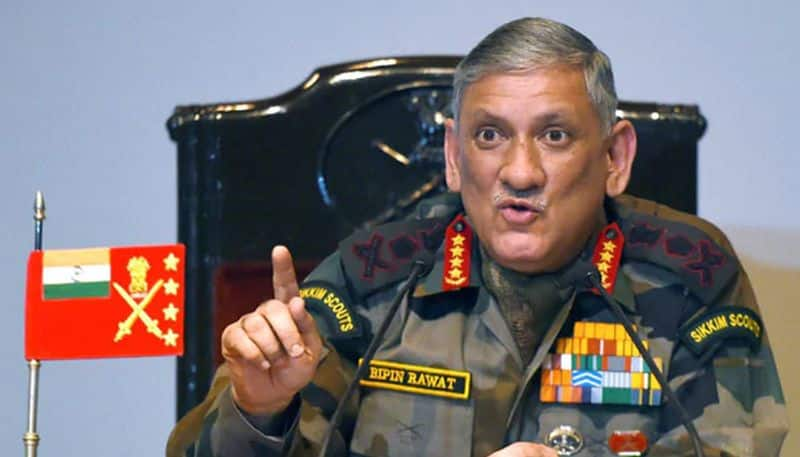 Vipin Rawat will be the first Chief of Defense Staff of the country!
