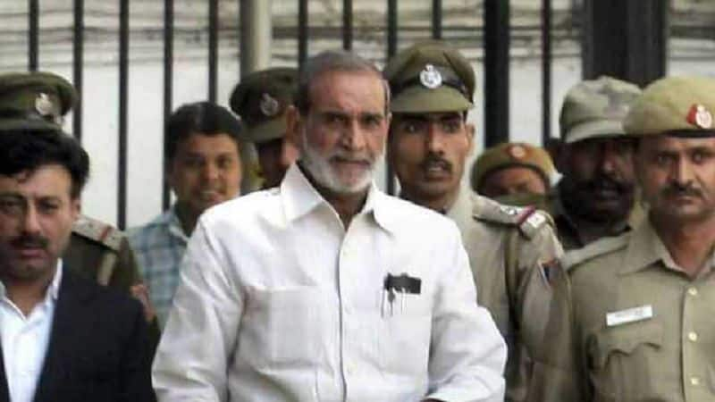 Congress leader Sajjan Kumar first day of new year will spend in Jail