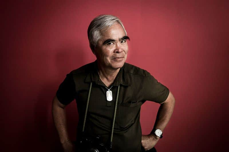 Women wall January 1 gets support international photographer Nick Ut
