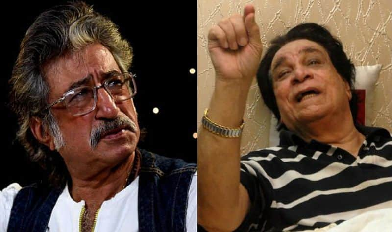 Kader Khan was Very Lonely for the Last Decade, Not Many People Visited Him: Shakti Kapoor
