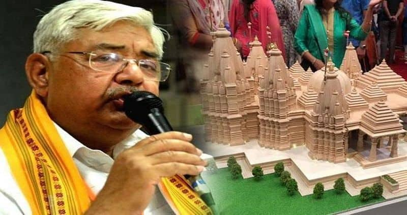 VHP disagree with PM statement on Ram Temple