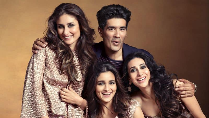 Forget lehengas. Have you tried Manish Malhotra's new makeup line?