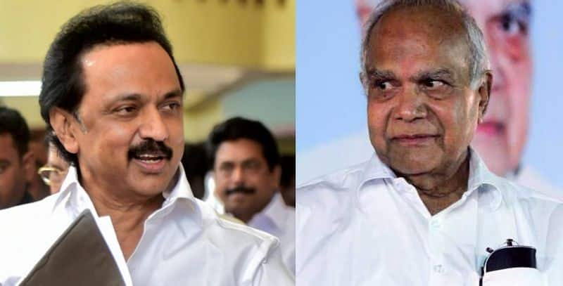 MK Stalin demands the right to rule tomorrow