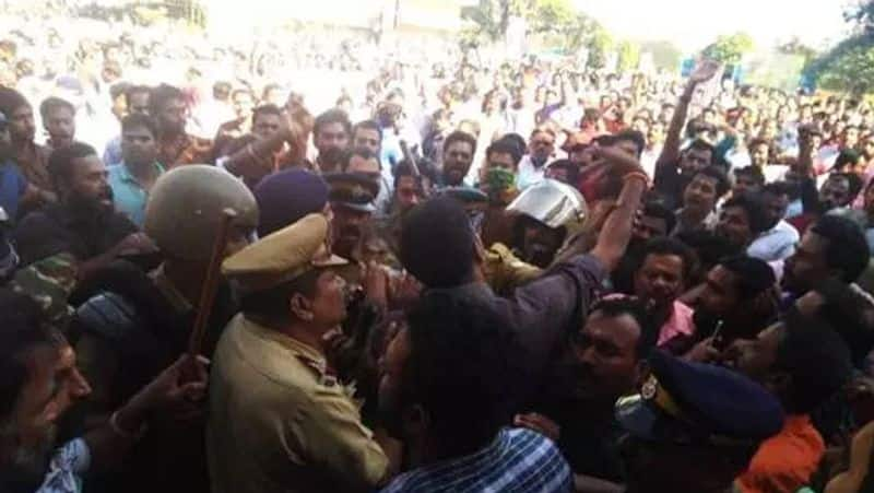 Sabarimala Over 3,000 people arrested Kerala hartal violence