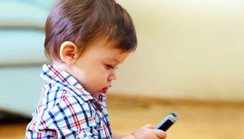 keep mobile phones away from children