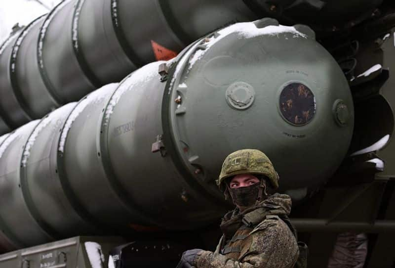 Russia India five S-400 missile regiments 2023