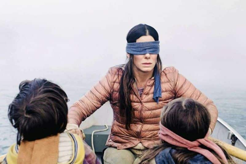 Netflix asks viewers to stop taking #BirdBoxChallenge