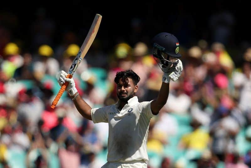 Sydney Test: Rishabh Pant becomes first Indian wicketkeeper to hit Test ton in Australia