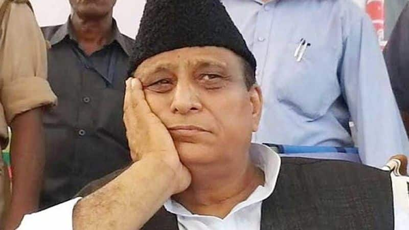 BJP leader lodge FIR on Azam Khan and his family in lucknow