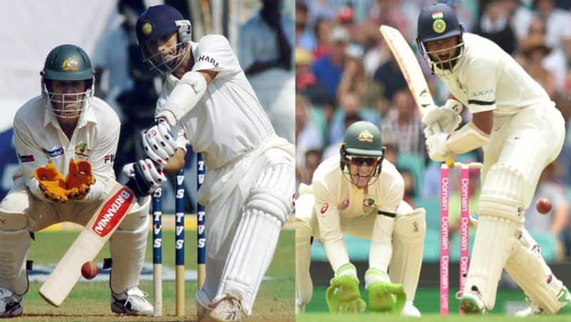 pujara speaks about comparison between him and rahul dravid