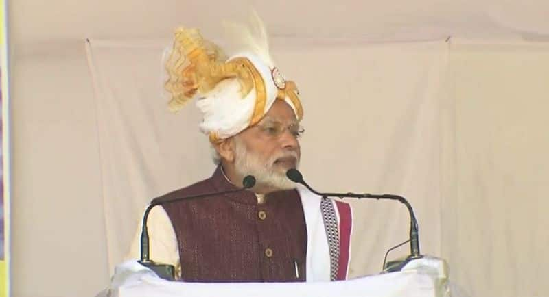 PM visit to Manipur and addresses a rally in Imphal