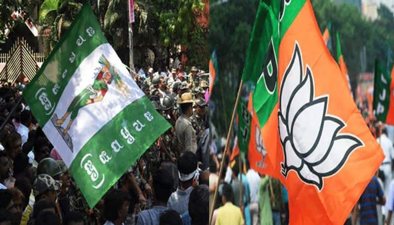 BJP Win in 7 Seats BBMP Standing Committee Election
